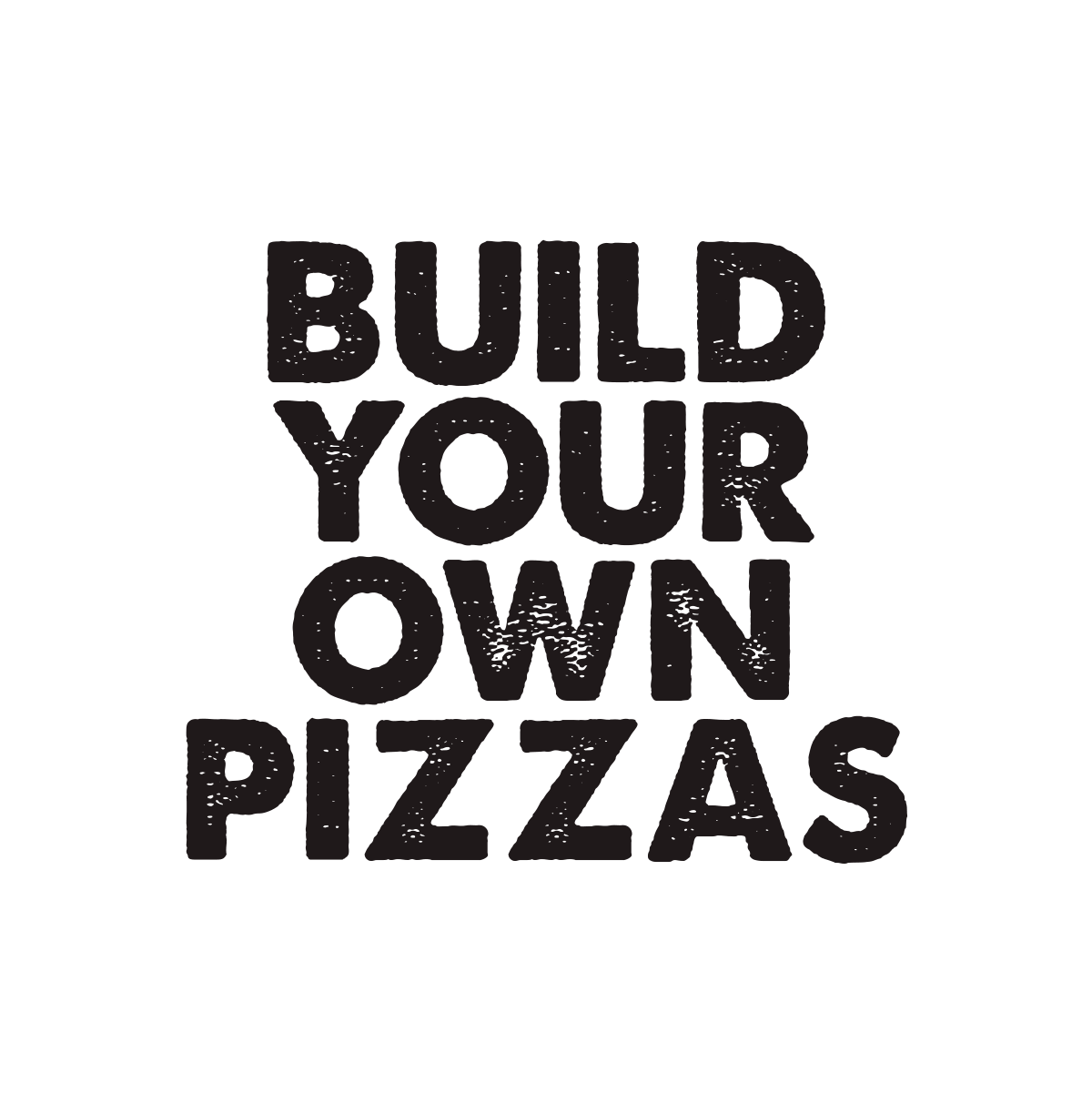Build your own pizza with Pizzawalas