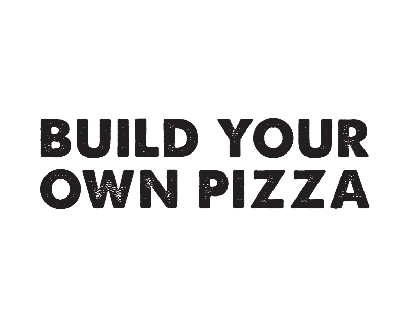 Build your own pizza - Pizzawalas